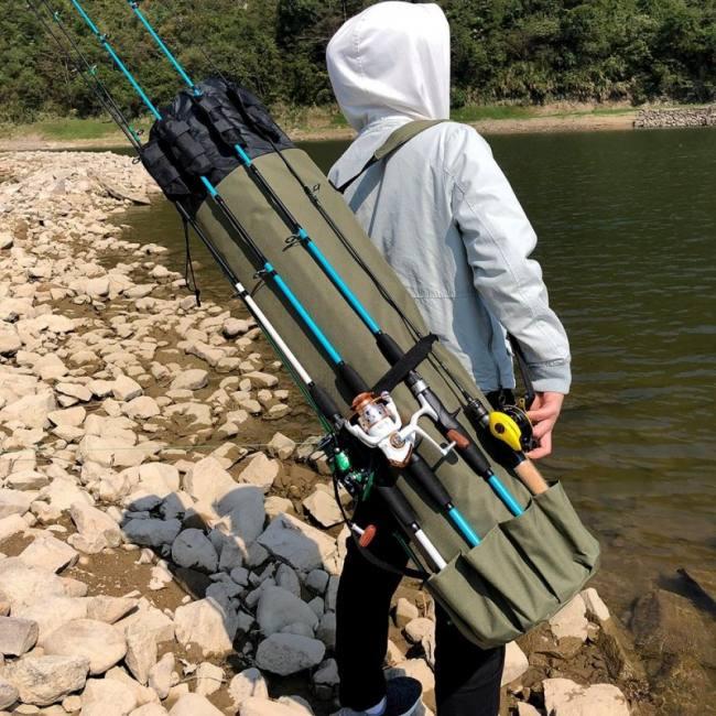 Ghotda fishing bag portable multif