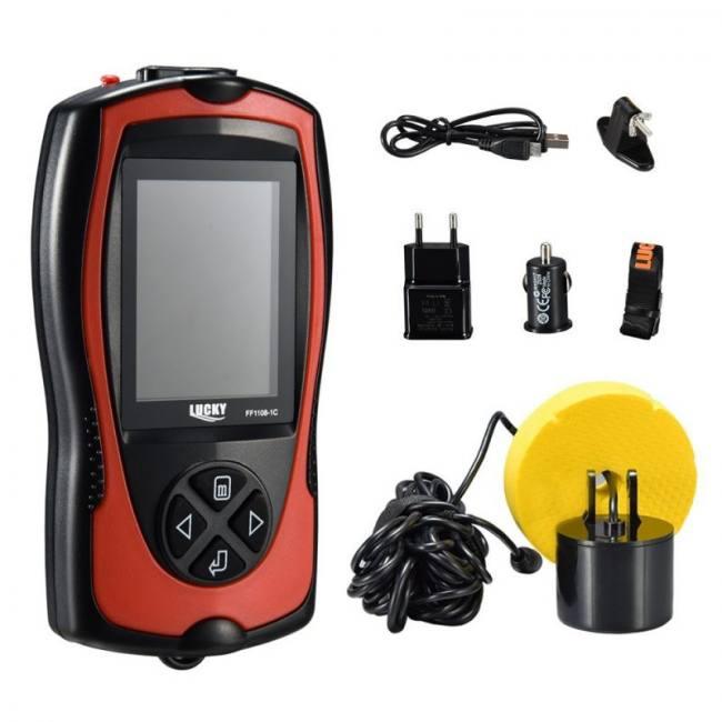 Lucky waterproof portable 100m/300