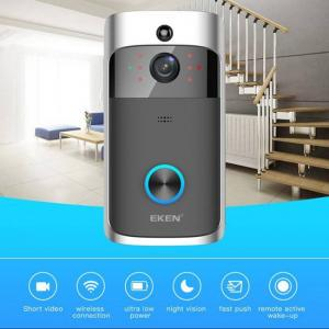 Smart ip video intercom wifi video