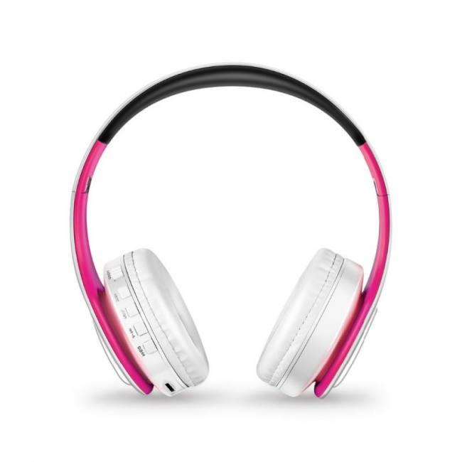 Headphones Bluetooth Headset Wireless Stereo Foldable Sport Earphone Microphone Handfree Mp3 Player Sadoun Sales International