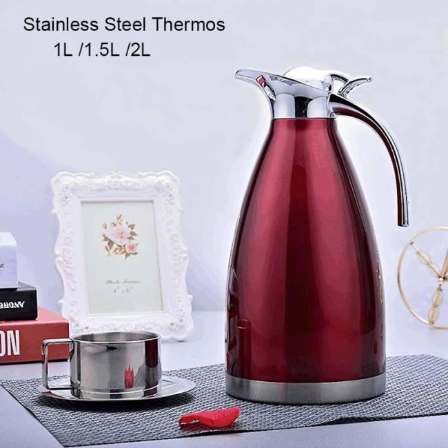 Borrey stainless steel thermos pot