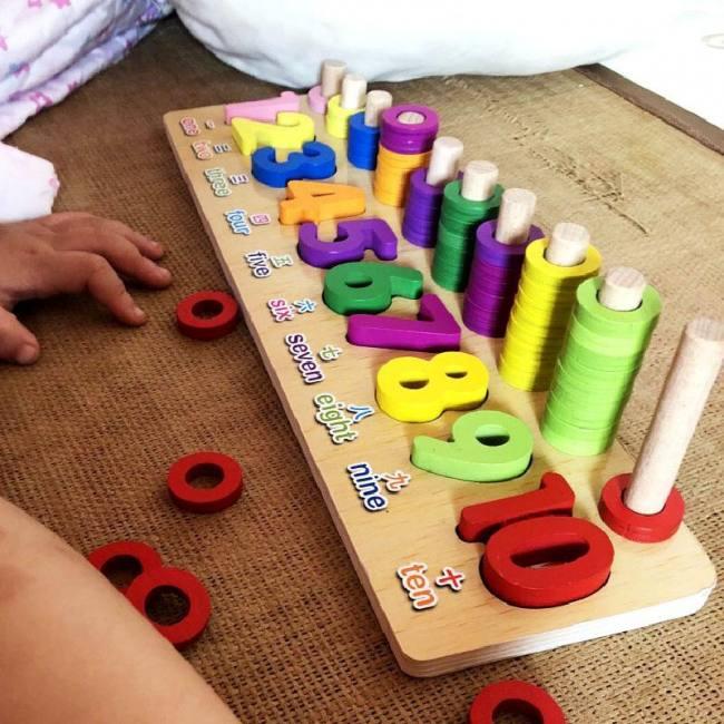 Montessori multifunctional prescho