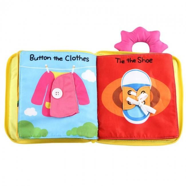 Montessori Educational Toys ; Baby Cognitive Development ...