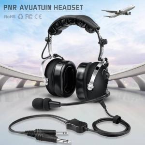 Aircraft nosic cancelling headphon