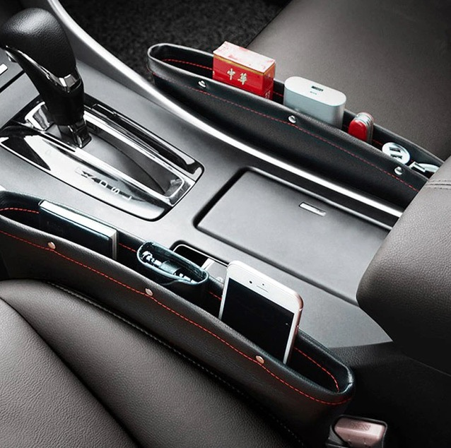 1 x car seat pocket , seat gap org