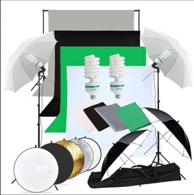 Photography studio backdrop soft u