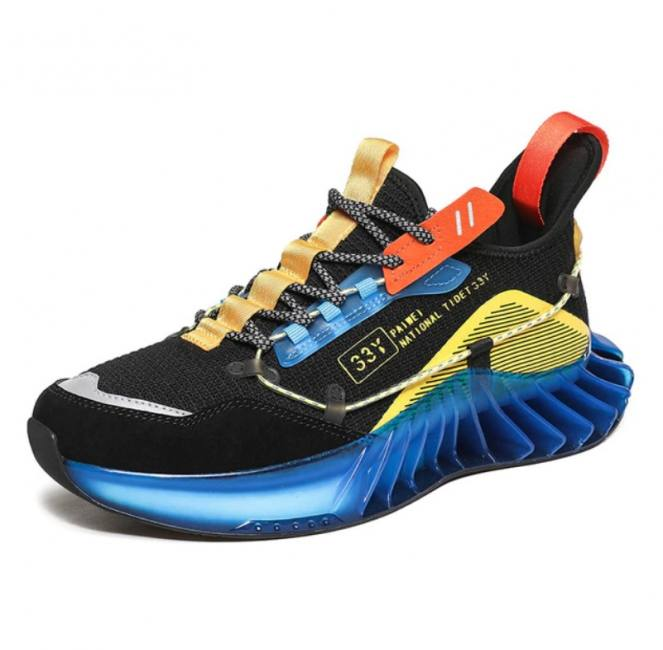 Men fashion sports shoes running n