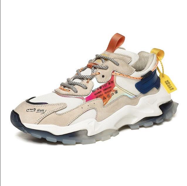 New design sport sneakers luminous