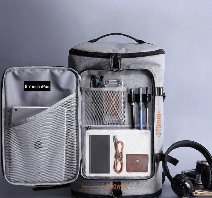 Kaka 40l men backpack rucksack new affordable
