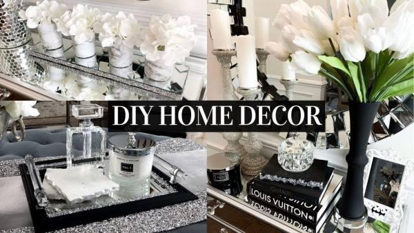 Diy dollar tree home decor   decorating ideas on a budget!