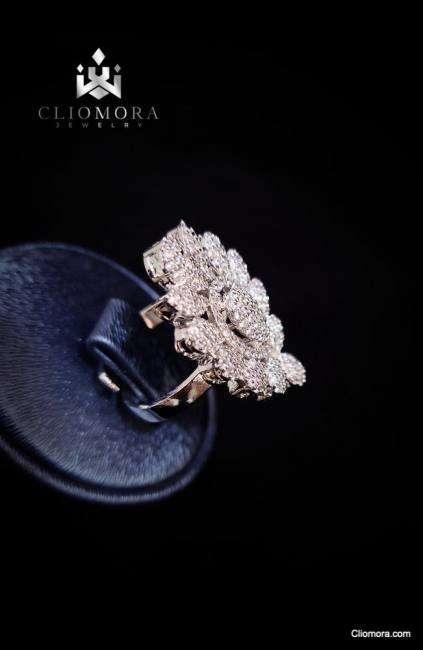 Extreme memorable cliomora jewelry set cz cubic zirconia zks63