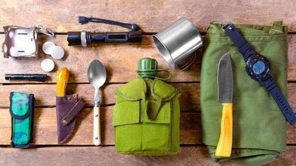 Top 10 must have wilderness survival gear
