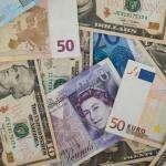 mixture, currencies, finance